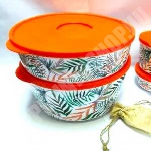 Tupperware Egzotikus Tripla klikk 2,5L Tál
