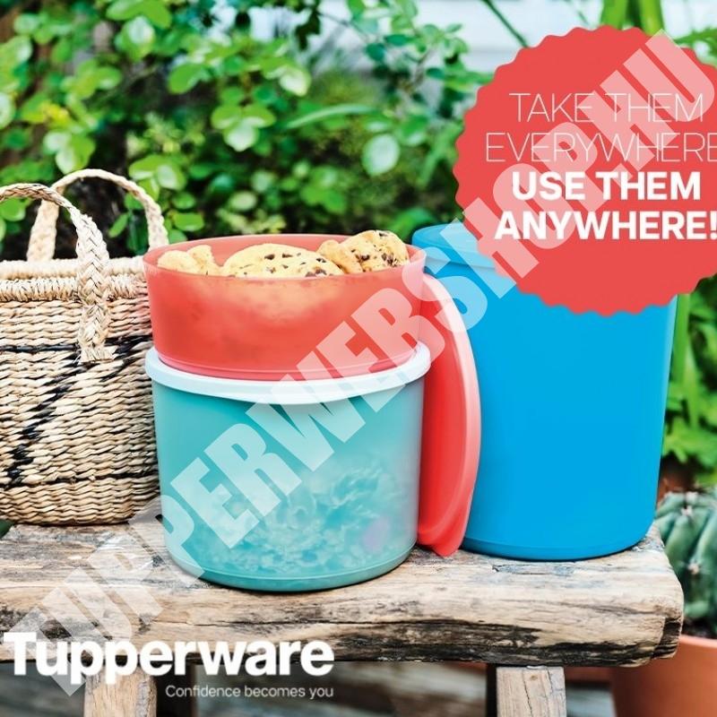 Tupperware Hűs Kerek Edény 200ml 1db