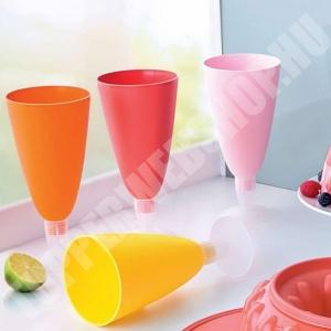 Tupperware Kerti Party Desszertes Kehely /4db/